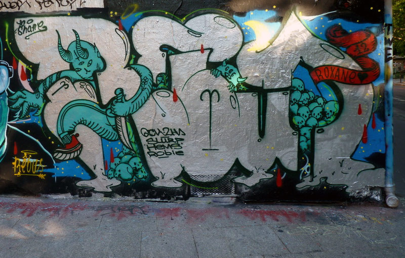 rebus | paris
