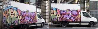 tomek | horfe | truck | paris (43 votes)