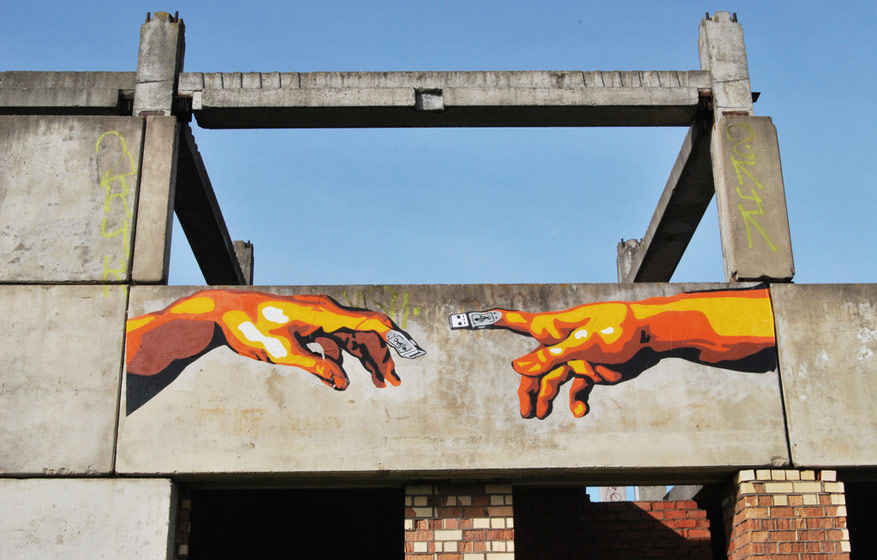 kd-space | hand | orange | russia
