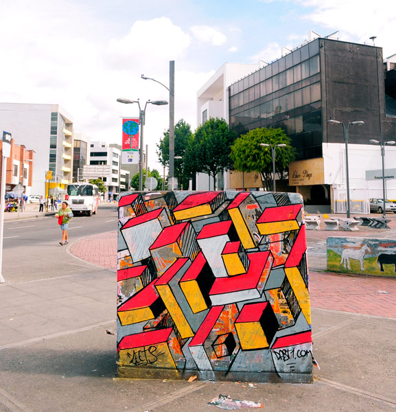 dast1 | geometry | bogota | colombia | south-america