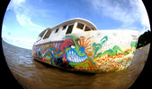 stinkfish | providencia | boat | colombia | south-america (12 votes)