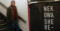neko | billboard | subway | madrid | spain (15 votes)