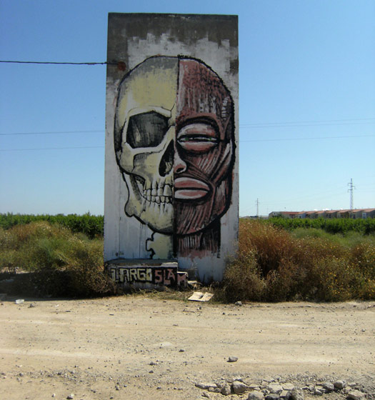 slam | skull | sevilla | spain
