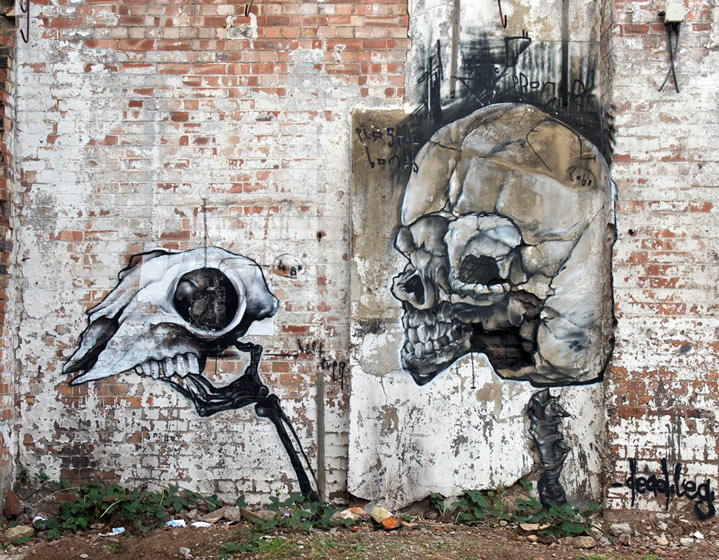 bestever | skull | london | ukingdom