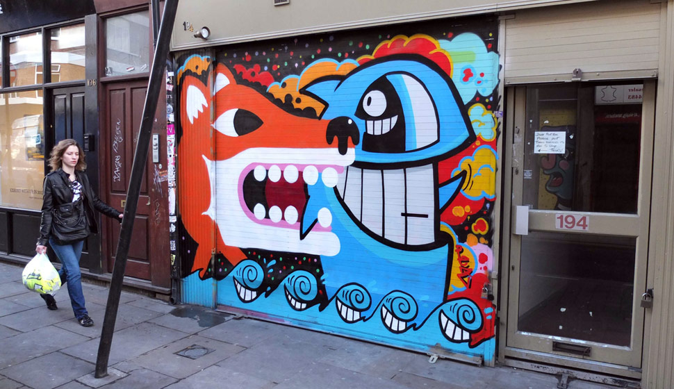malarky | pez | london | ukingdom