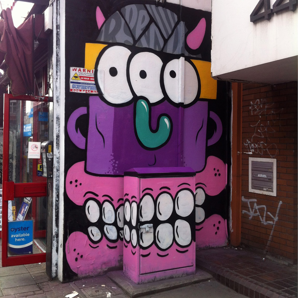 mr-penfold | numskull | sweettoof | london | ukingdom