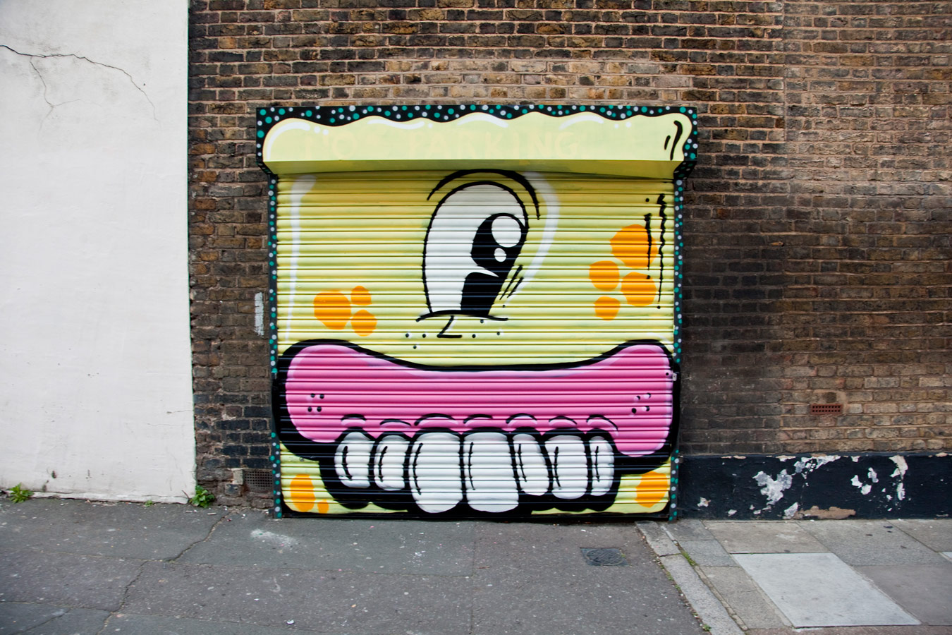 nylon | sweettoof | shutters | london | ukingdom