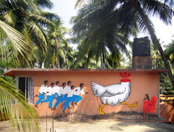 zukclub | chicken | goa | india | various
