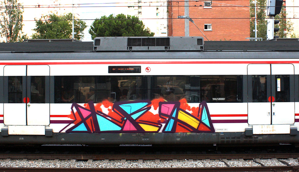 kenor | train | barcelona