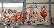 kram | elephant | barcelona