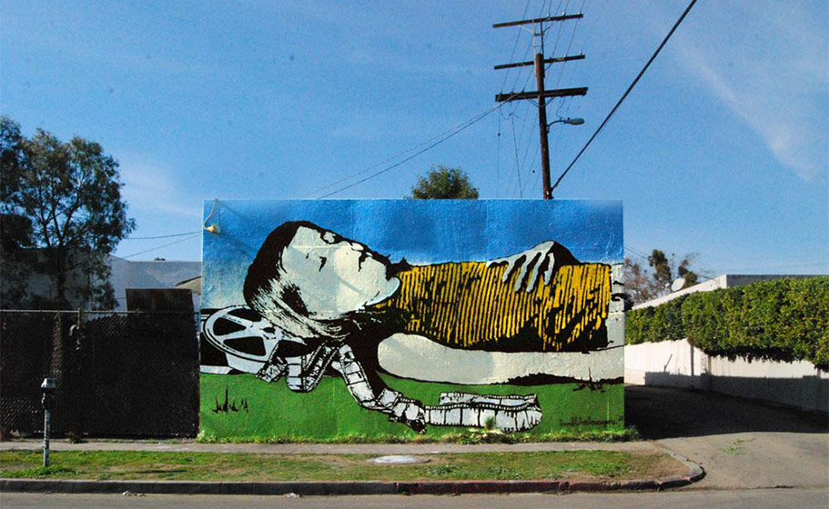 bumblebee | hollywood | california