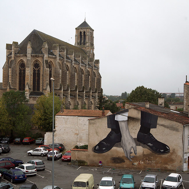 escif | niort | le4ememur | france | fall12