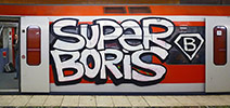 -boris- | subway | hamburg | germany (16 votes)
