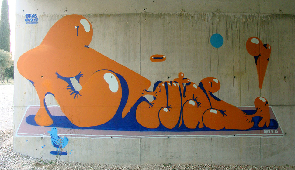 bilos | orange | greece