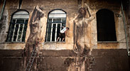 borondo | process | roma | italy (7 votes)