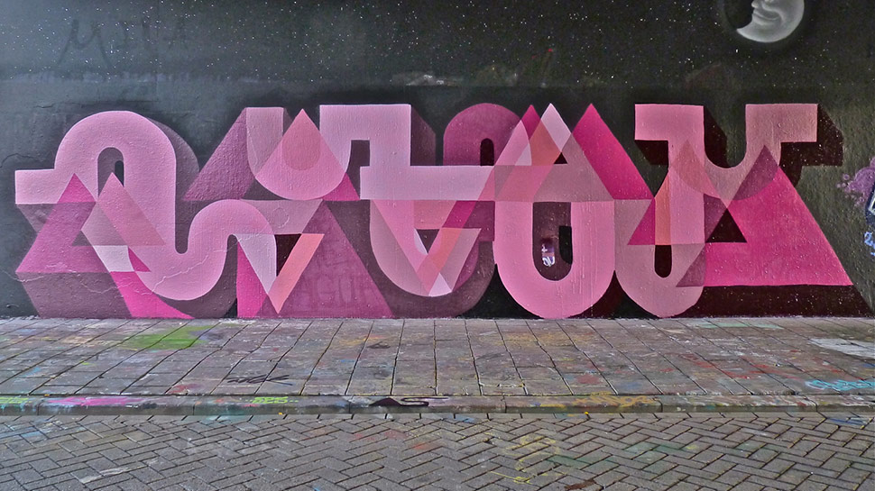 unknown | pink | hague | netherlands | winter13
