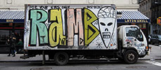 rambo | truck | nyc (8 votes)