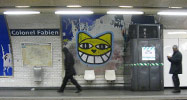 mrchat | subway | cat | paris (6 votes)