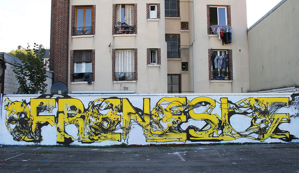 sambr | yellow | paris