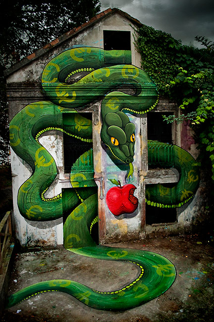 sokram | snake | desordes-creativas | spain