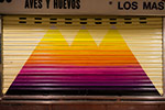 e1000ink | shutters | abstract | madrid | spain (6 votes)