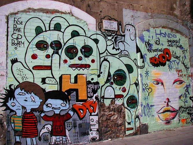 sixe | hondo | dty | barcelona