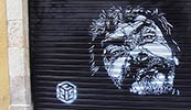 c215 | stencil | portrait | barcelona (34 votes)