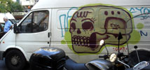 saner | truck | skull | eyos-crew | barcelona (15 votes)