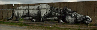 roa | horse | gent | belgium (28 votes)