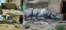 roa | pig | gent | belgium (28 votes)