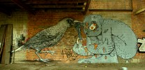 roa | resto | bird | gent | belgium (27 votes)