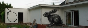 roa | rabbit | doel | belgium (31 votes)