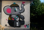 bue | elephant | doel | belgium (39 votes)