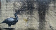 roa | bird | belgium (10 votes)