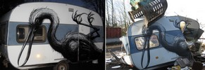 roa | bird | caravan | belgium (37 votes)