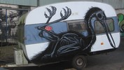roa | bird | caravan | belgium (23 votes)
