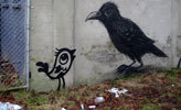roa | bue | bird | belgium (11 votes)