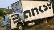 banksy | truck | losangeles | california (26 votes)