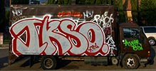 ikso | truck | oakland | california (13 votes)