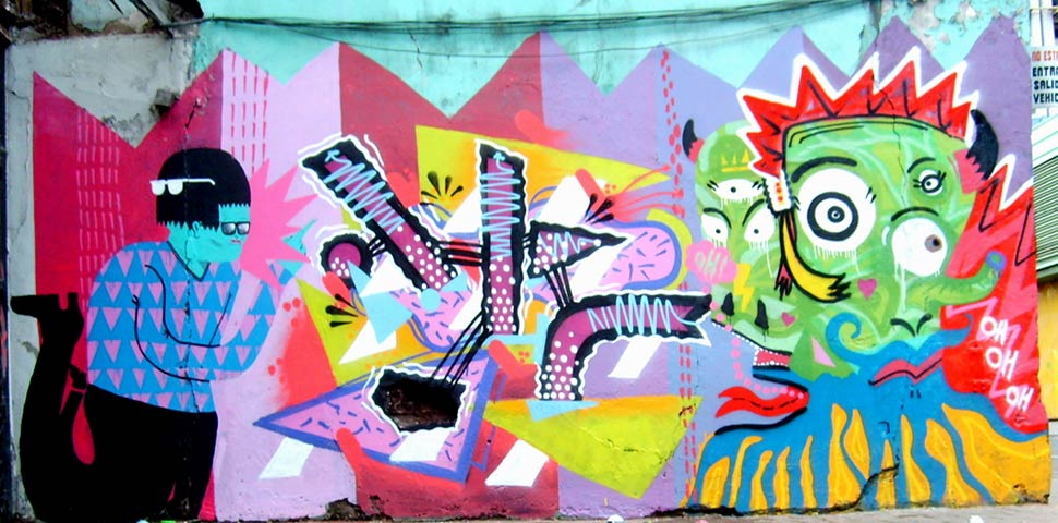 blok | ollie | pollo | chile