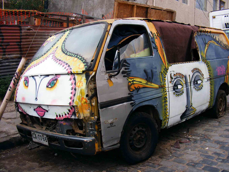 jekse | truck | valparaiso | chile