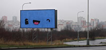 aargh | blue | billboard | prague | czech-republic (66 votes)
