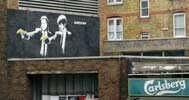 banksy | roof | london | moviestar | ukingdom | mv2007 (39 votes)