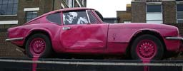 banksy | car | pink | london | ukingdom (38 votes)