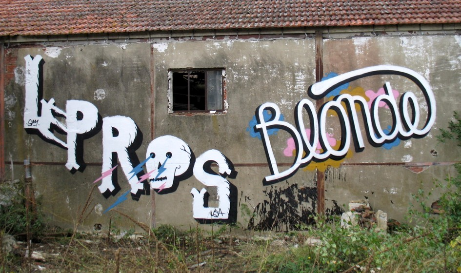 lepros | gmcrew | blonde | reims | france
