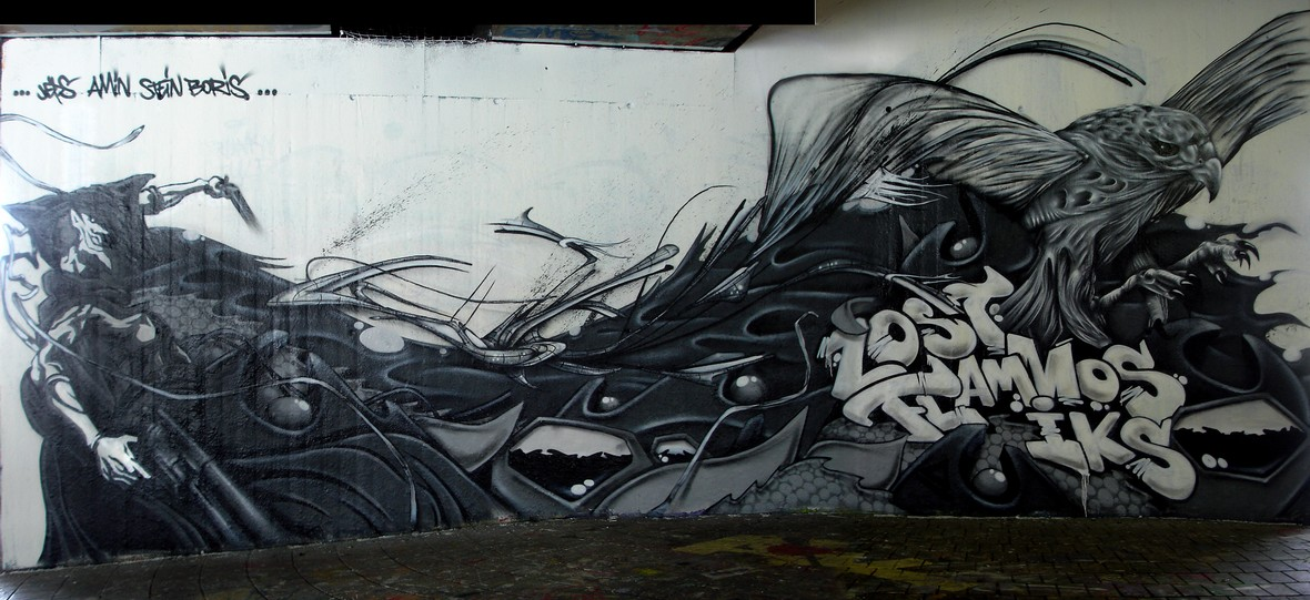eps | amin | boris | stein | lost-flammos | iks | stuttgart | black | germany