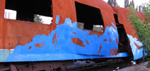 aris | trashtrain | abstract | blue | germany (16 votes)