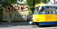 riots | leipzig | tramway | roller | germany (7 votes)
