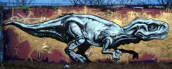 roa | dinosaur | berlin | germany (30 votes)
