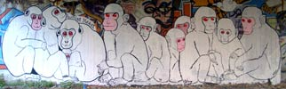 the-burning-heads | monkey | firenze | italy (46 votes)